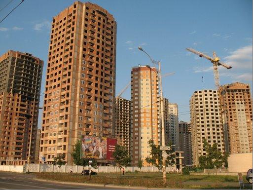 Фото Житловий комплекс «Кристалл-Оболонь» в Пр-кт Героев Сталинграда