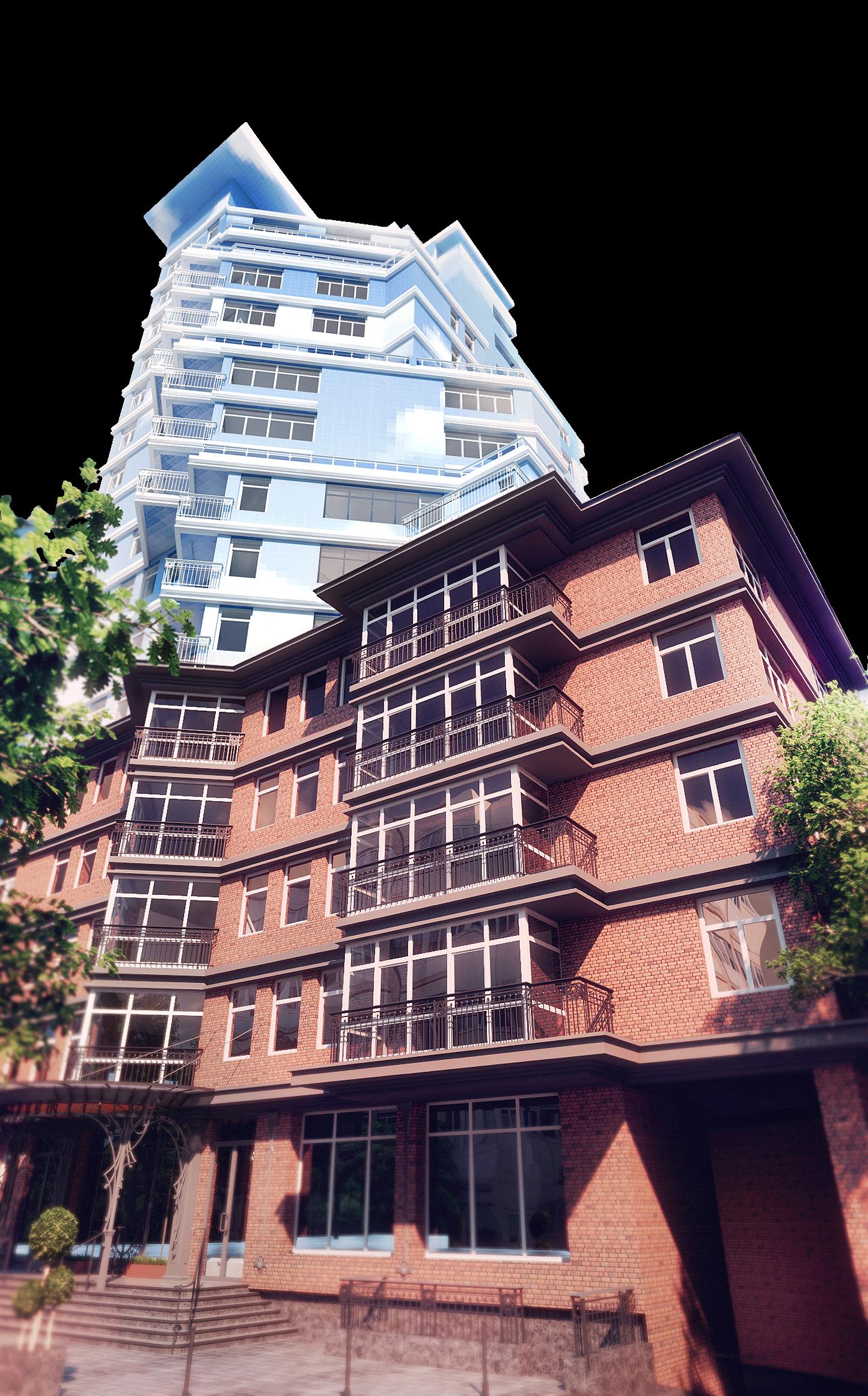 Фото Жилой комплекс Андерсен в Ukraine, Kyiv, Artema 84a