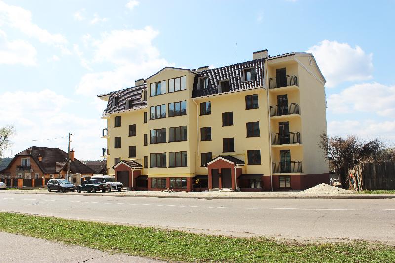 Фото Жилой комплекс Приозерный 24 в Украина, г. Киев, ул. Коллонтай, 24